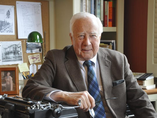McCullough author photo (Photograph by William B. McCullough)