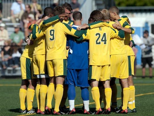 Colgate vs. Vermont - Men's soccer 09/06/13