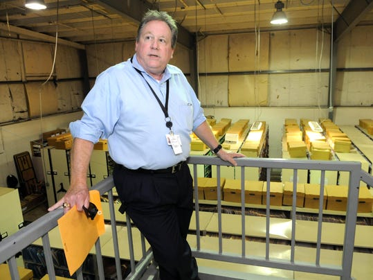 Clerk of Courts Records Center