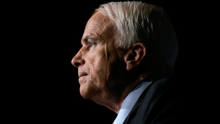 From jokester to 'maverick,' John McCain is a study in contradictions