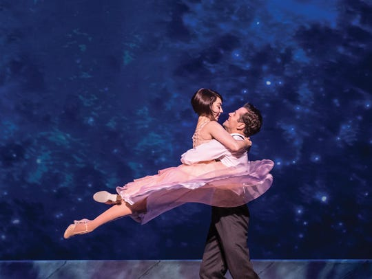 """An American in Paris"" hits American movie theater"