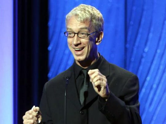Comedian Andy Dick put on one of the most notorious shows in Pow Wow history in 2001.