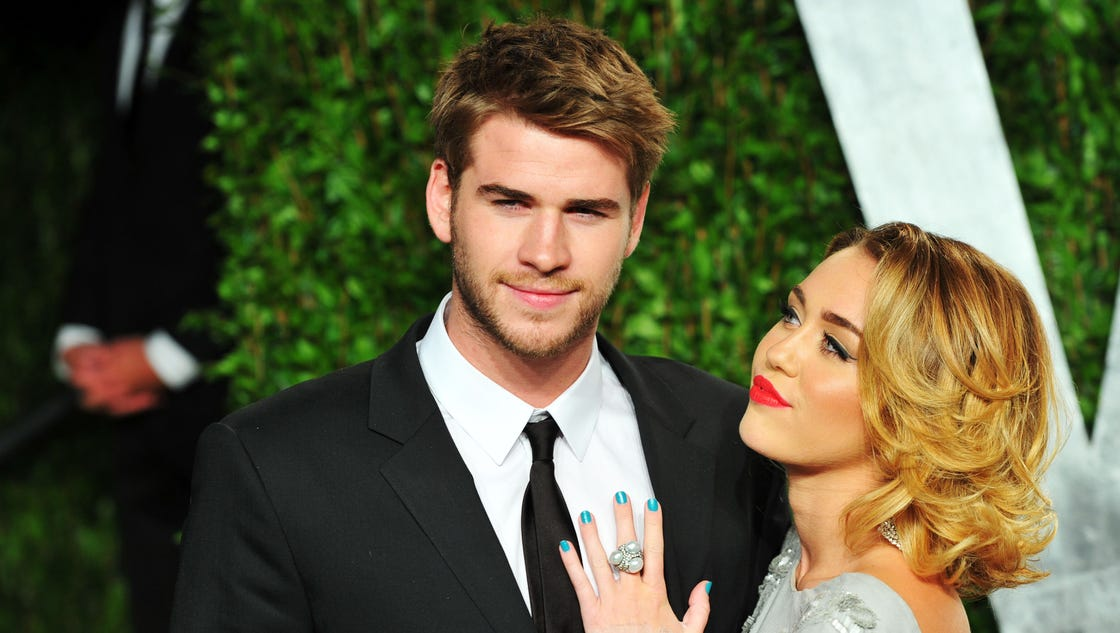 Miley Cyrus is so team Hemsworth in her Instagram