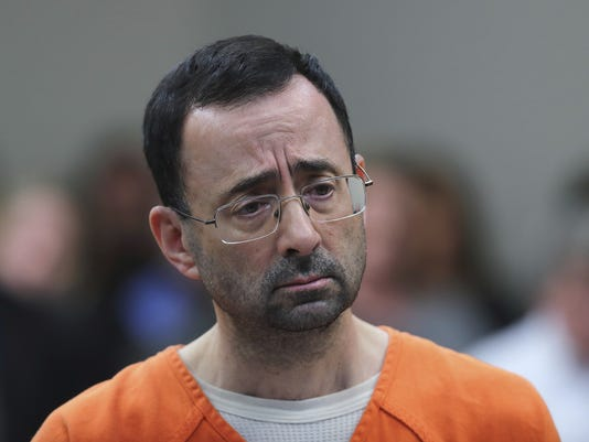 Larry Nassar USA Gymnastics