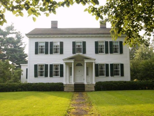 OLIVER CULVER HOUSE