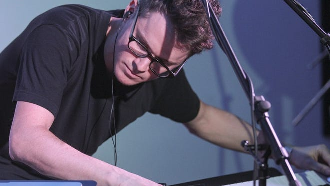 Ryan Lott will perform with Son Lux on April 8 at the Hi-Fi.