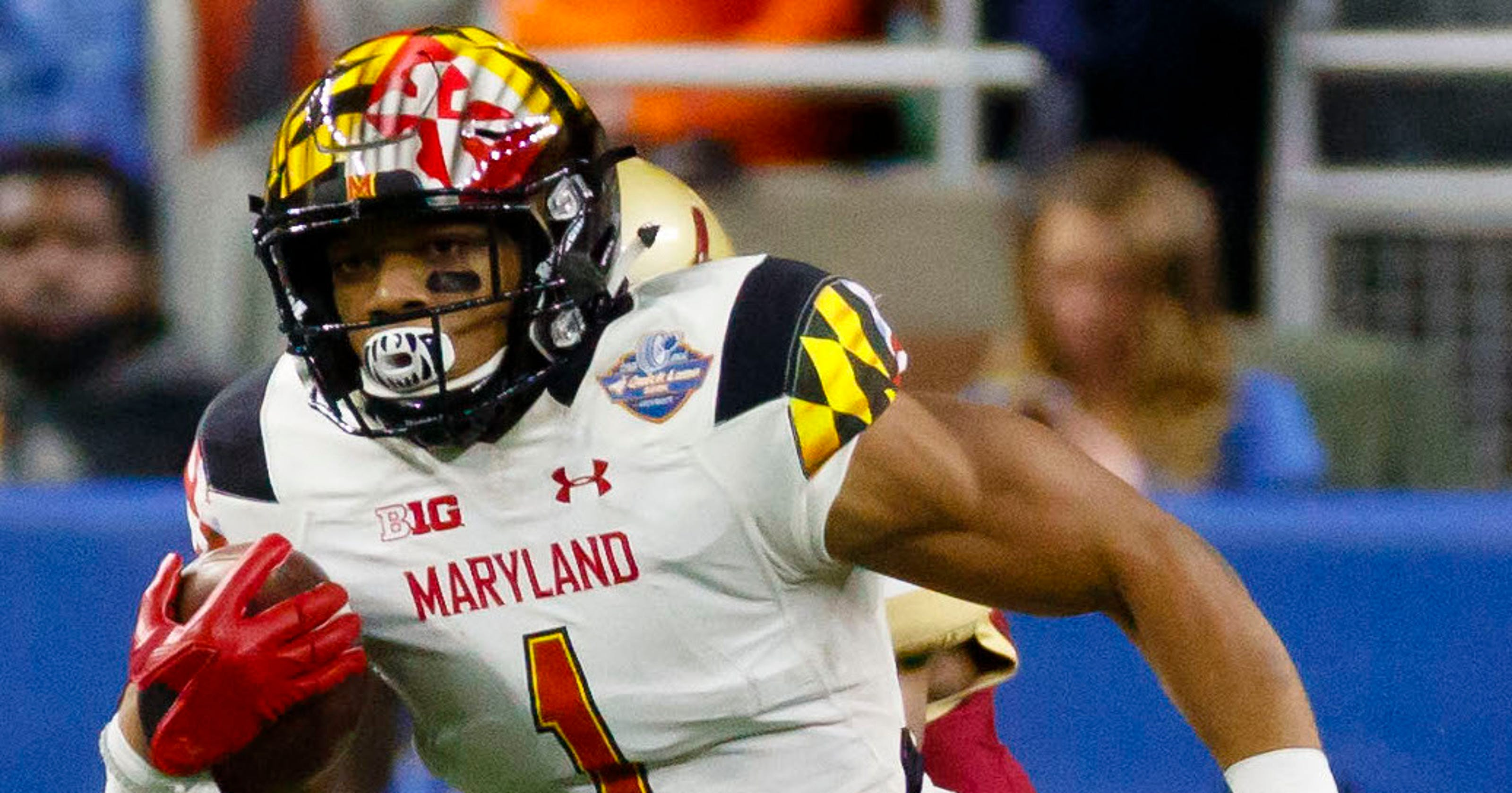 9e59dec30 Carolina Panthers pick D.J. Moore in first round of 2018 NFL Draft