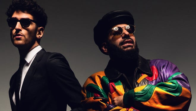 Electro-funk duo Chromeo will perform at MidPoint Music Festival.