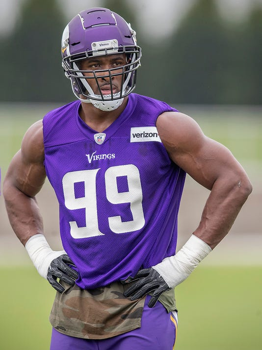 san francisco 6ff6b 93216 Vikings agree on contract extension with DE Danielle Hunter