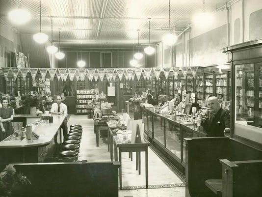 dcn 1011 dchs Bassett Drug Store