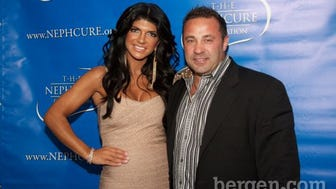 Teresa and Joe Giudice (Photo by Richard Formicola)