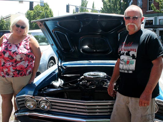 Holding Court adams car