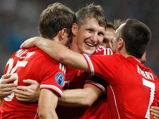 Bayern Munich Best Player 2014 Face Bayern Munich in 2014
