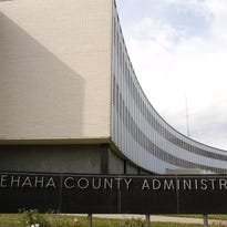 The Minnehaha County Administration Building.