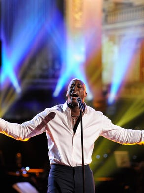 """Jermaine Paul won Season 2 alongside coach Shelton, following his blind audition song of Avril Lavigne's """"Complicated."""""""