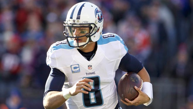 The Titans hope QB Marcus Mariota continues to build on a strong rookie season.