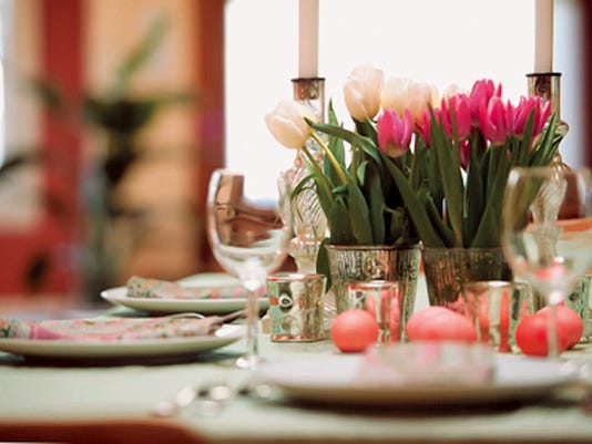 Leave the cooking and the cleaning to them. Some area restaurants will be serving Easter fare with all the extras.