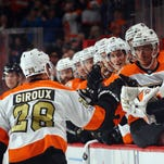 Still in control, Flyers need to repeat playoff push