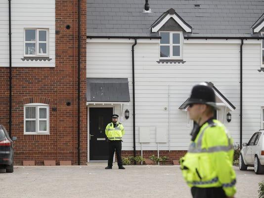 Britain Poisoning Probe