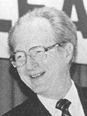 A photo of John Willke published in The Enquirer in 1993.