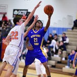 RU boys cagers put clamps on Garden City