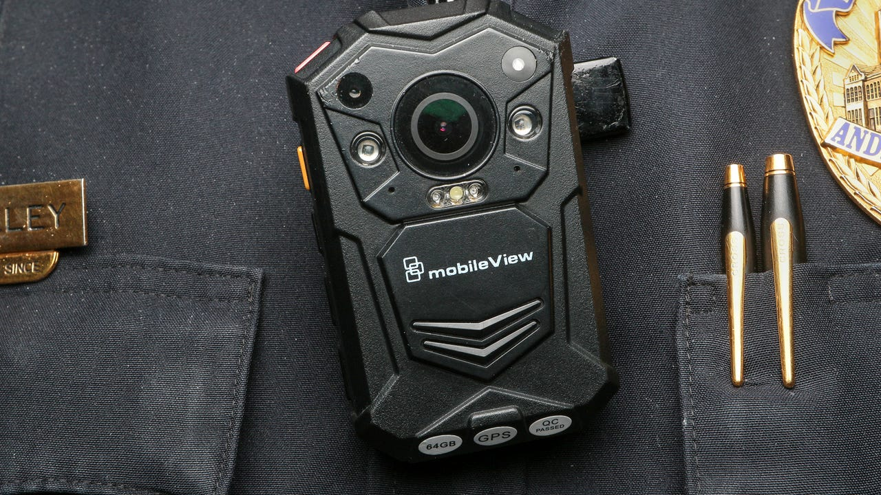Greenville police to wear body cameras by the first week of May