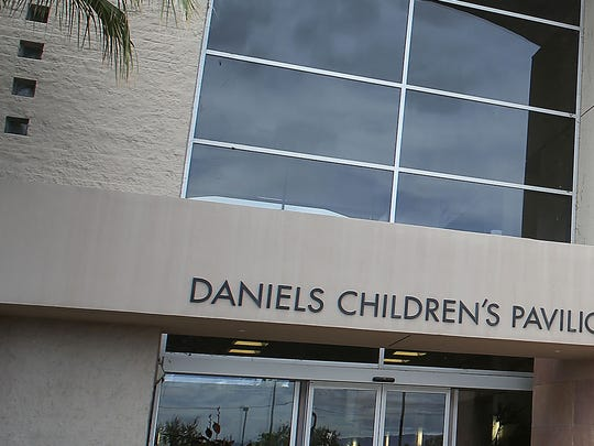 The Daniels Children's Pavilion at the Betty Ford Center in Rancho Mirage, January 9. 2016.