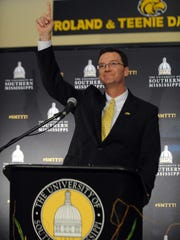 The University of Southern Mississippi's new athletic