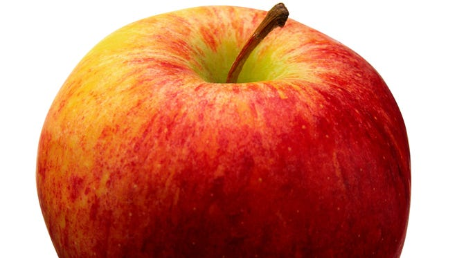 Want to add an apple a day? Have it right after your morning coffee -- or any other daily routine.