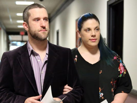 Dustin Diamond, Amanda Schutz