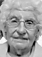Margaret E Layman, 98