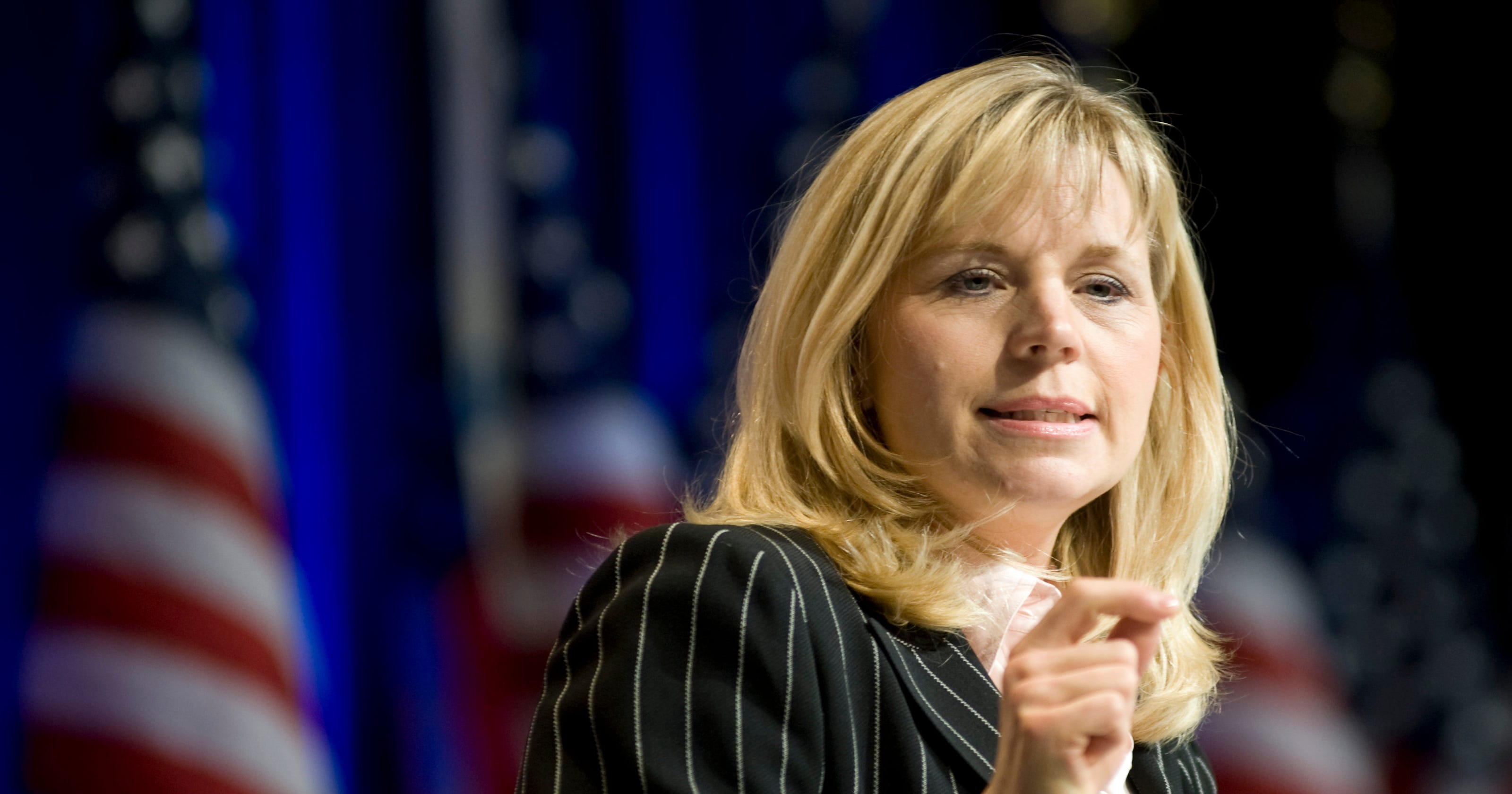 Dick Cheney's daughter jumps into Wyo. Senate race