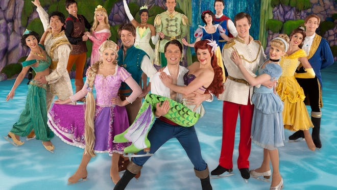 """Disney on Ice presents Dream Big"" will take over the El Paso County Coliseum for nine performances."