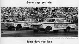 Cars We Remember column: The day the 'Big 3' dropped out of auto racing -...