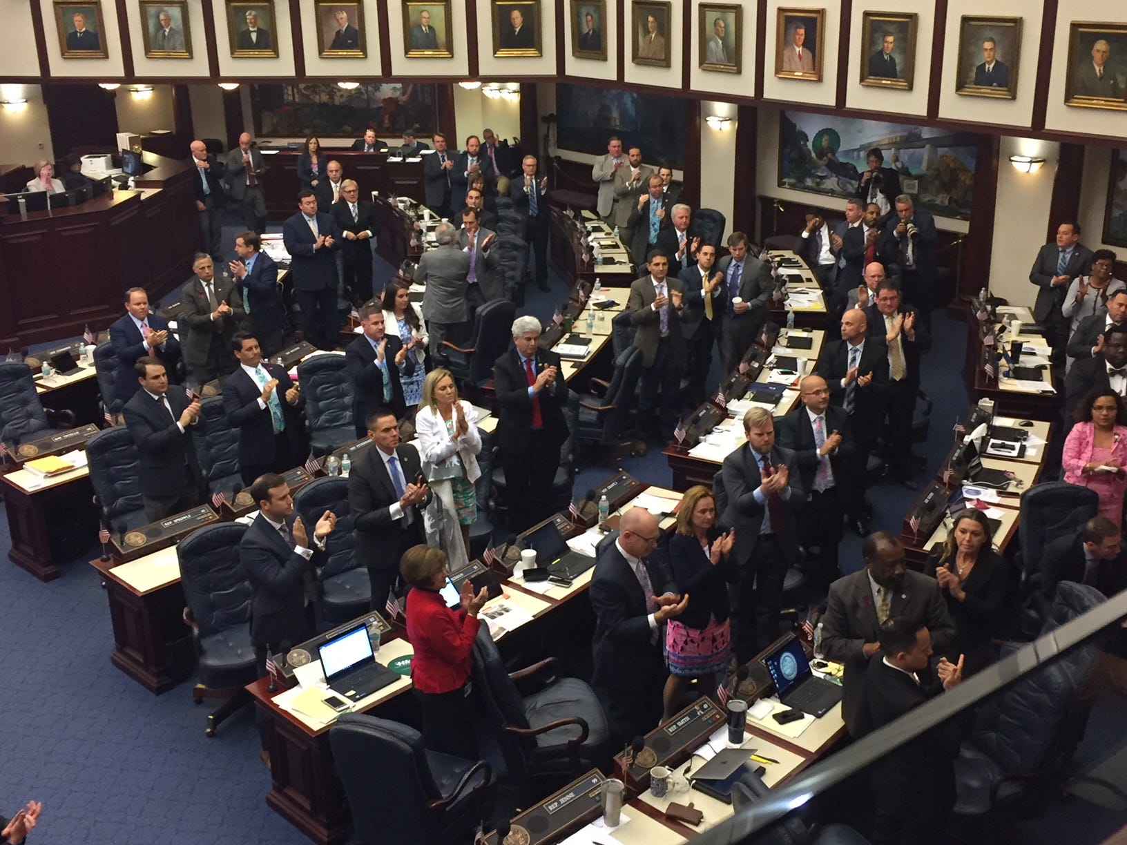 Florida House passes first gun controls in 20 years