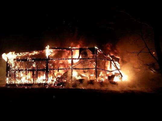 ELM Bath fire 2