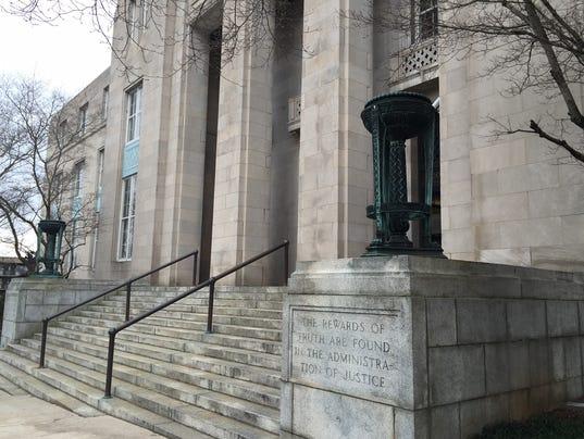 Man sentenced for 2015 murder in Smokies church