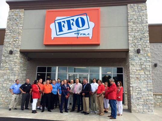 New furniture store FFO Home opens on Vann Drive