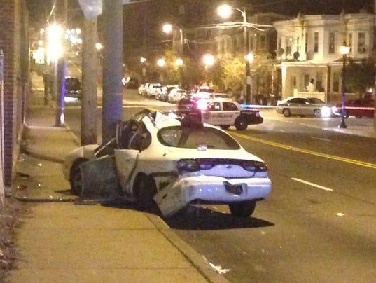 Car Accident Nov   Cincinnati