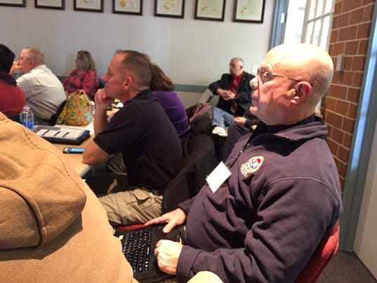 Dealing With Active Shooters Church Leaders Get Trained