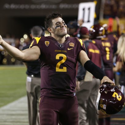 Expect a lot of fireworks in Saturday's ASU vs. Texas