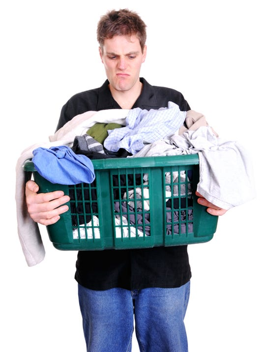 H*cking Laundry!