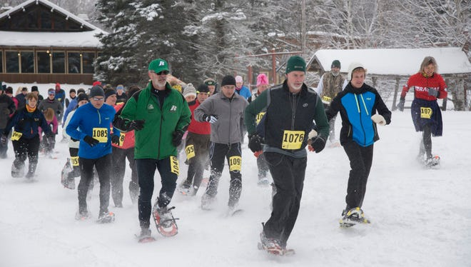 The Rhinelander Area Silent Trails Association (RASTA) is hosting the 4th annual Snowshoe Hare snowshoe walk/run on Saturday, Jan. 10 at Holiday Acres Resort, on Lake Thompson east of Rhinelander.
