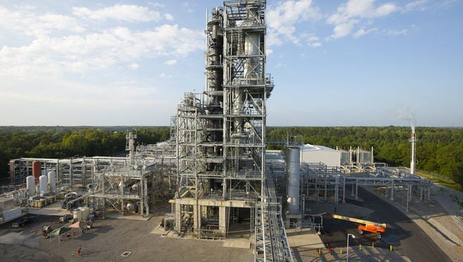KiOR's plant in Columbus, Mississippi, never met the expectations officials had for the biofuel maker.