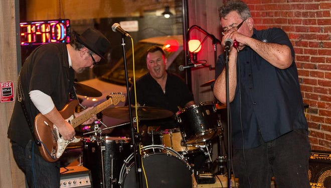 Dr. Harmonica and Rockett 88 will perform at the St. Georges Blues Festival on Saturday.