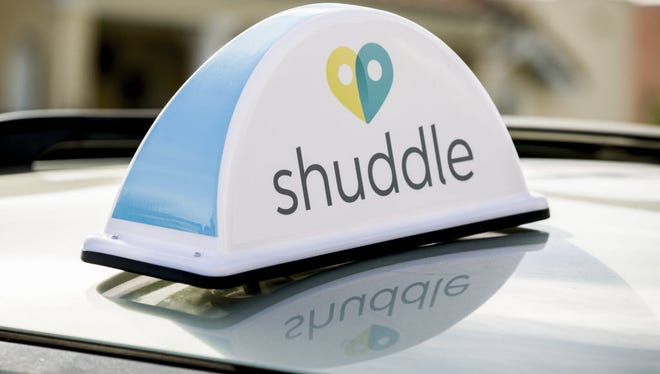 Shuddle is a San Franisco-based service that provides minors with unaccompanied rides.