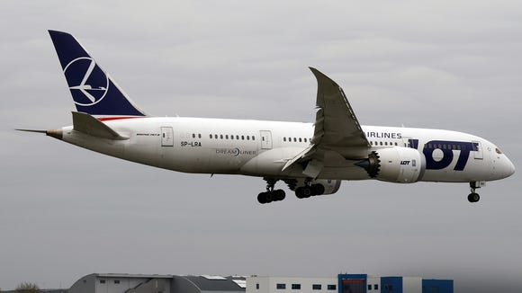 LOT has joined the small but growing list of airlines