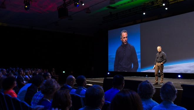 eBay CEO Devin Wenig recently addressed 1,000 eBay sellers in an event meant to spotlight both the company's 20th anniversary as well as its future seller-focused plans.
