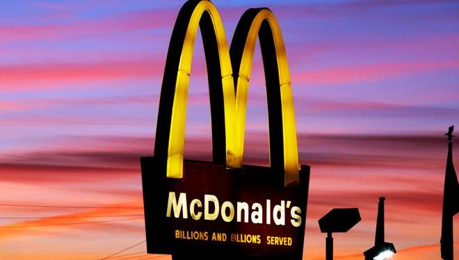 The sun is coming up for McDonald's investors.