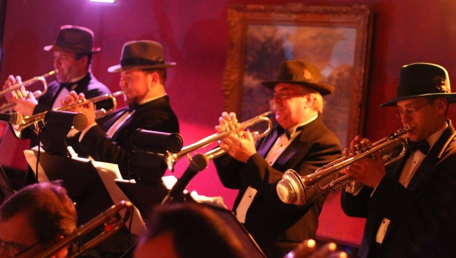 The John Michael Kohler Arts Center Holiday Dance Event featuring the Brew City Big Band will be held Friday, Dec. 11.